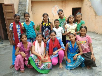 Making a difference in India