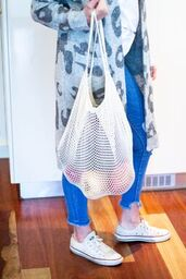 Our kit will be all you need for plastic bag free shopping!